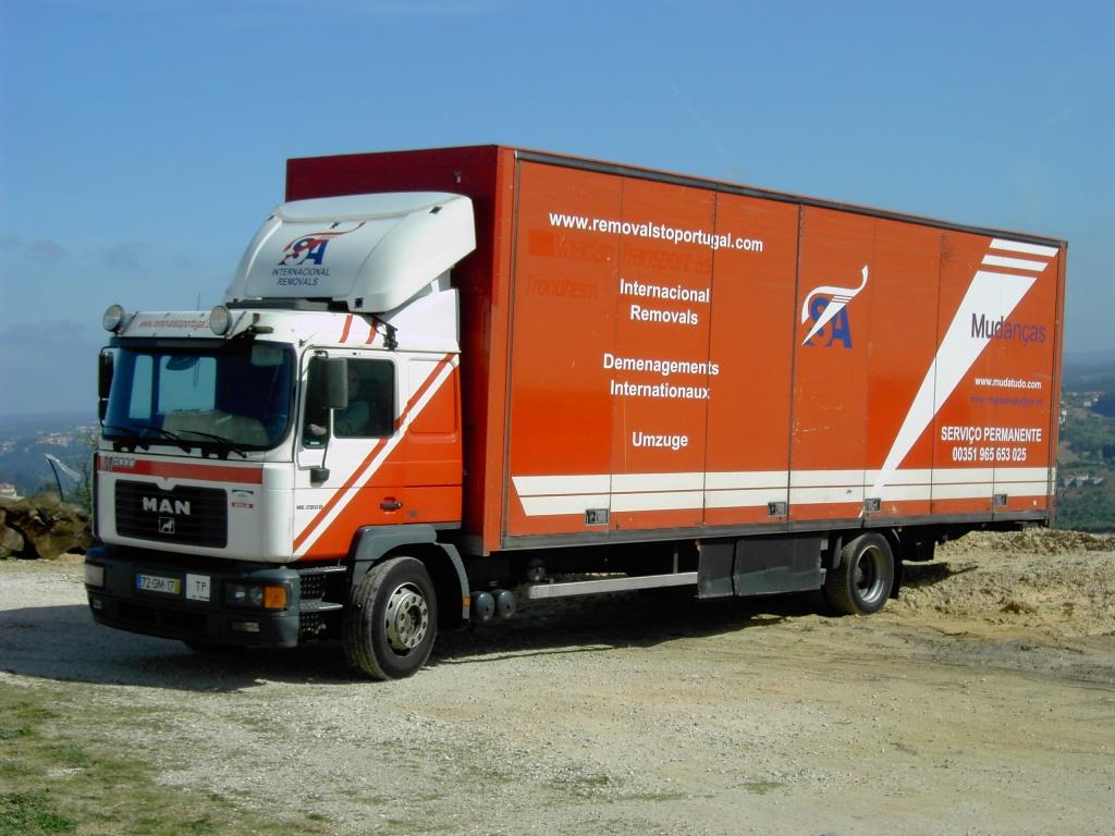 Camião 70 mt3